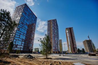 Красносельский район - лидер по вводу жилья в Петербурге