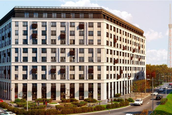 Квартиры бизнес-класса от 3,3 млн в Санкт-Петербурге
