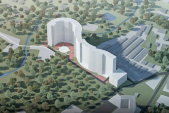 ЛенОблАИЖК построит в Мурино 25-этажку