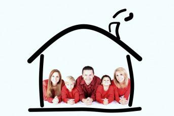 Многодетные семьи получат компенсационные выплаты на погашение ипотеки