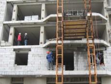 """На месте дач у парка """"Сосновка"""" началось строительство жилых домов"""