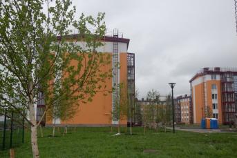 На Пулковских высотах построят 4 квартала
