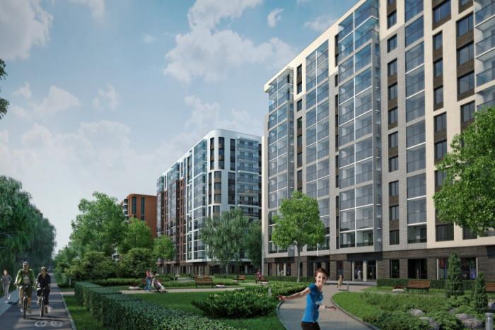 """На рынок выведен новый дом в жилом комплексе """"Энфилд"""""""