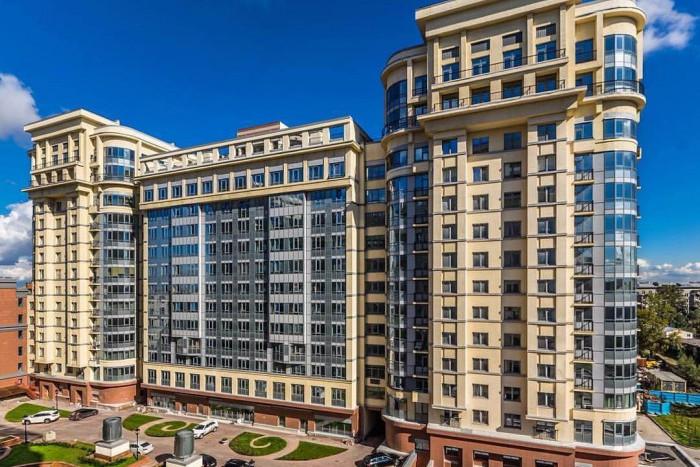"""На рынок выведен новый дом в жилом комплексе """"Граф Орлов"""""""