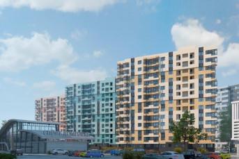 """На рынок выведен новый дом жилого комплекса """"Ручьи"""""""