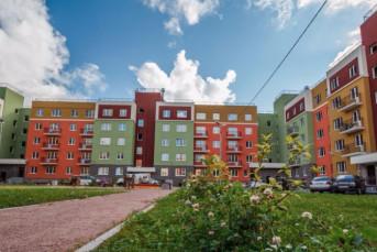 """На рынок выведен новый корпус жилого комплекса """"Юнтолово"""""""