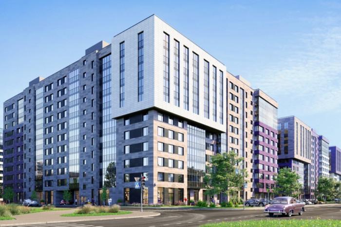 """На рынок выведен новый объем квартир в жилом комплексе """"ArtLine на Приморском"""""""