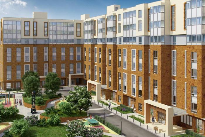 """На рынок выведен новый объем квартир в жилом квартале """"Английская миля"""""""