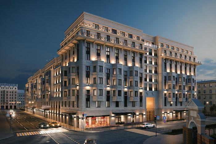 "На рынок выведен новый объем квартир в ЖК ""Grand House"""