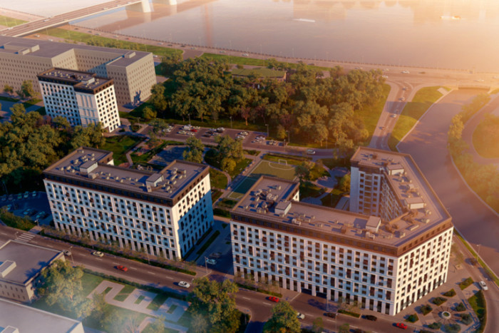 """На рынок выведен новый объем квартир в ЖК """"Riviere Noire"""""""