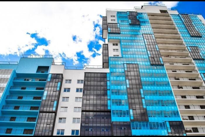 """На рынок выведен новый объем жилья в квартале """"Чистое небо"""""""
