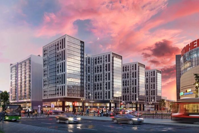 """На рынок выведен новый пул апартаментов в комплексе """"VALO"""""""