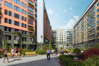 """На рынок выведена новая секция жилого комплекса """"Палацио"""""""