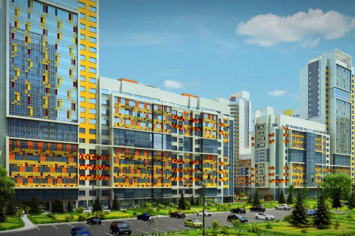 """На рынок выведена шестая очередь жилого комплекса """"Триумф Парк"""""""
