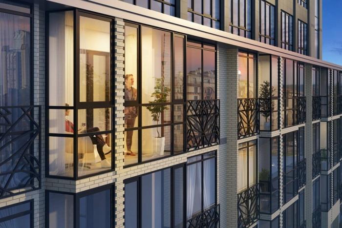 """На рынок выведен новый пул квартир во второй очереди жилого комплекса """"Георг Ландрин"""""""