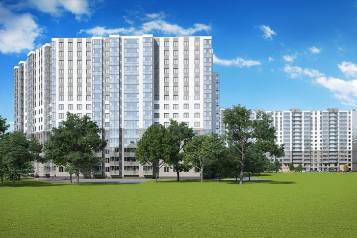 """На рынок выведена вторая очередь жилого комплекса """"КудроВО"""""""