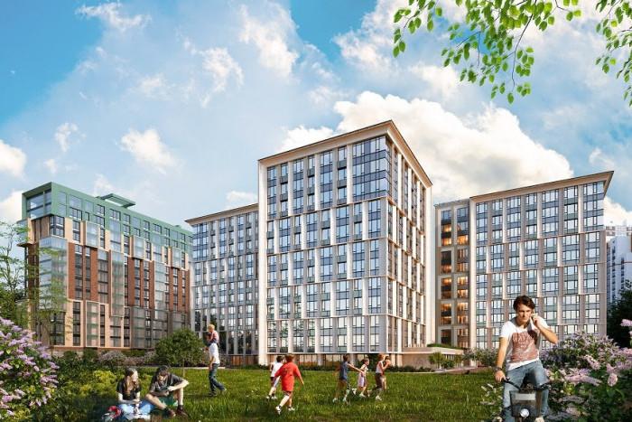 """На рынок выведены апартаменты в комплексе """"Neopark"""""""