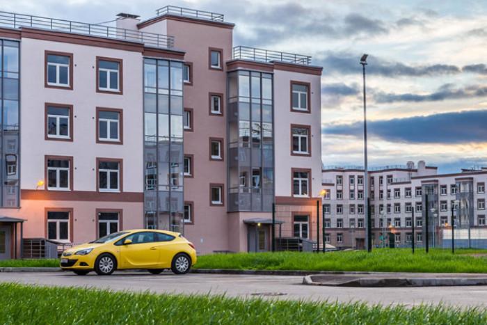 """На рынок выведены квартиры и нежилые помещения в """"Новом Сертолово"""""""