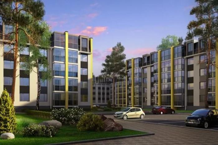 """На рынок выведены квартиры со свободной планировкой в ЖК """"INKERI"""""""