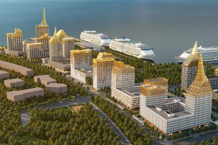 """На рынок выведены квартиры в 7 квартале жилого комплекса """"Golden City"""""""
