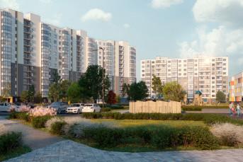 """На рынок выведены квартиры в новом доме ЖК """"Заповедный парк"""""""