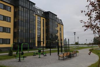 """На рынок выведены квартиры в новом корпусе жилого комплекса """"Юттери"""""""