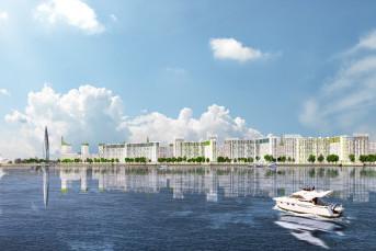 """На рынок выведены квартиры в жилом комплексе """"Морская набережная"""""""