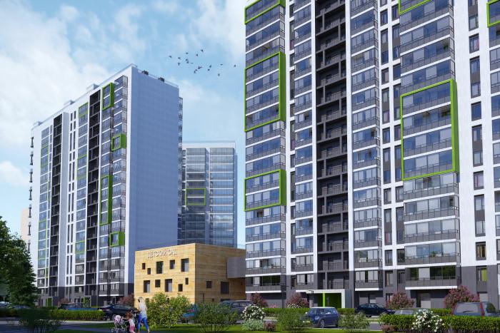 """На рынок выведены квартиры в жилом комплексе """"Q-мир"""""""
