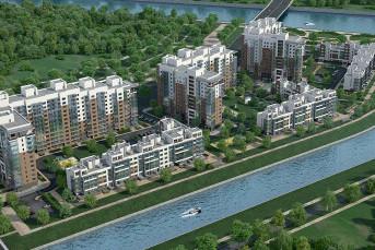 """На рынок выведены квартиры в последнем доме жилого комплекса """"Жемчужный берег"""""""