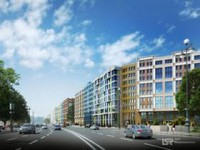 """На рынок выведены квартиры в жилом комплексе """"Европа Сити"""""""