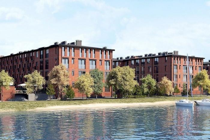 """На рынок выведены квартиры в жилом комплексе """"Фортеция"""""""