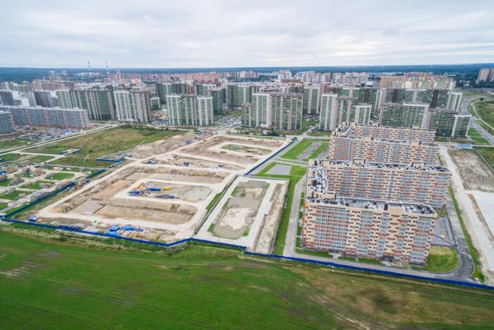 """На рынок выведены квартиры в жилом комплексе """"Мурино 2020"""""""