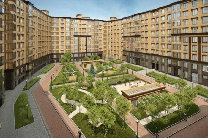 """На рынок выведены квартиры в ЖК """"Б57"""""""
