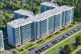 """На рынок выведены квартиры в ЖК """"Премьера-2"""""""