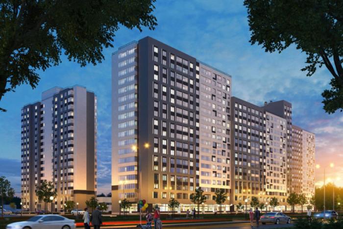 """На рынок выведены квартиры во втором корпусе ЖК """"Форвард"""""""