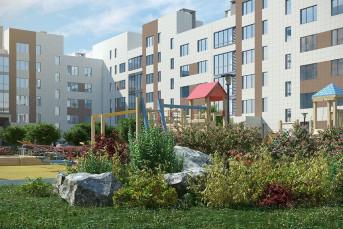 """На рынок выведены новые видовые квартиры в ЖК """"Жемчужный берег"""""""