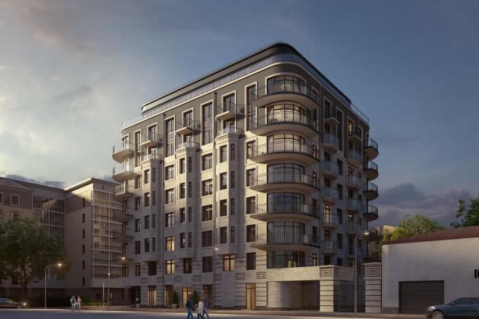"""На рынок вывели квартиры в новом клубном доме """"Октавия"""""""