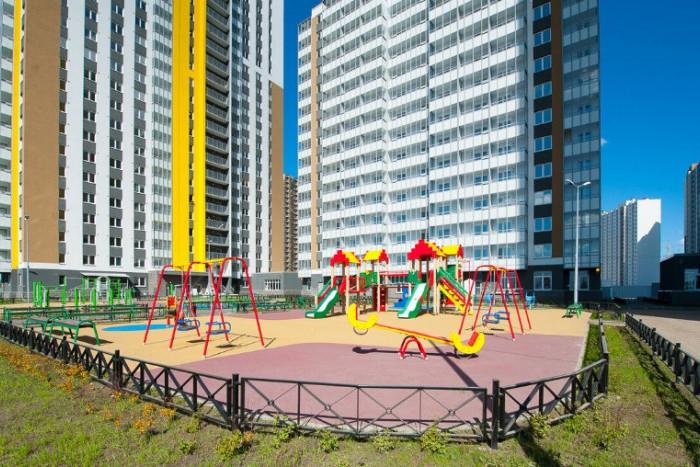 """На рынок выведен новый дом ЖК """"Цветной город"""""""