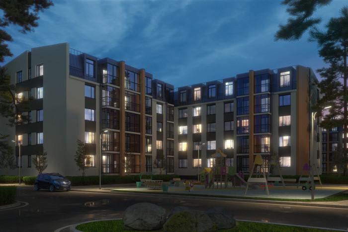 """На рынок выведена четвертая очередь жилого комплекса """"INKERI"""""""