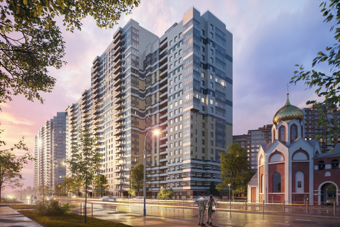 """Началась реализация нового объема квартир в жилом комплексе """"Приморский квартал"""""""