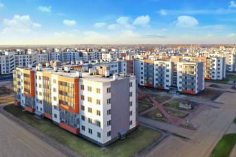 """Начинается заселение пятой очереди ЖК """"Новый Петергоф"""""""