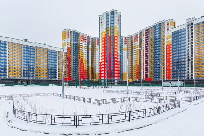 """Начинается заселение жилого комплекса """"Полюстрово Парк"""""""