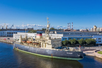 "Напротив арктического ледокола ""Красин"" Setl Group построит ЖК"