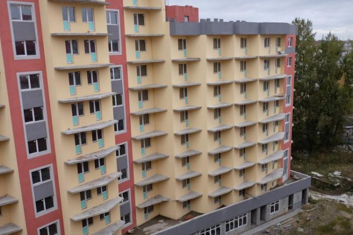 """Названы новые сроки сдачи проблемного жилого комплекса """"На Охте"""""""