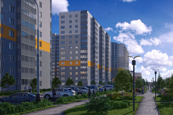 """""""Новое Горелово"""" станет первым проектом, где квартиры будут реализовываться по эскроу-счетам"""