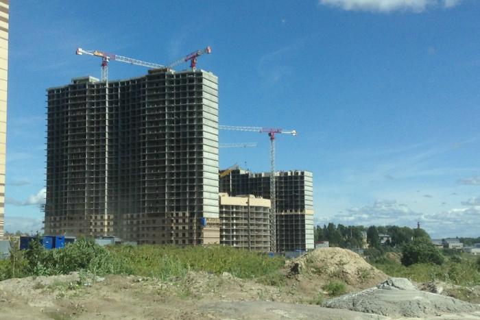 «Новое Мурино» - жилой комплекс от ЦДС за КАДом