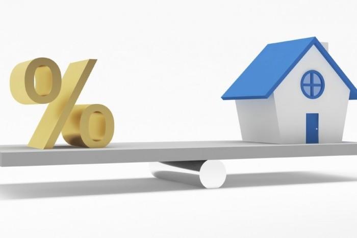 Объем кредитов на ипотеку за апрель сократился