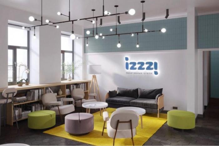 Осенью на Сенной площади откроют отель IZZZI