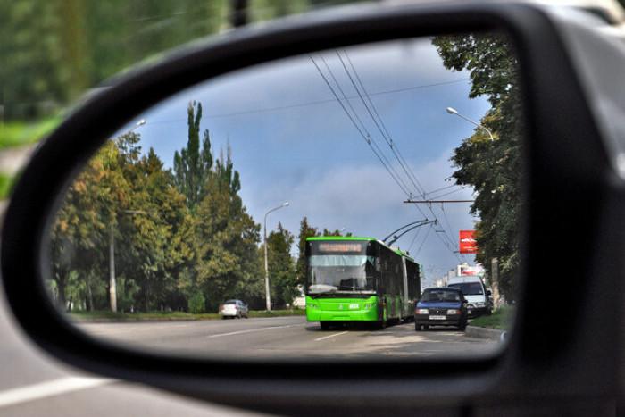 От Сергиево до метро запущен троллейбус №46