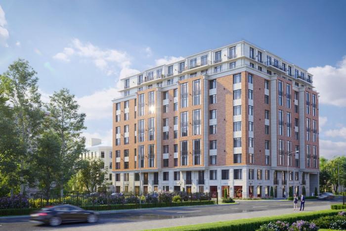 """Открыта продажа квартир в жилом комплексе """"Nobelius"""""""
